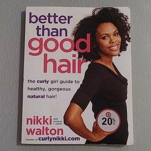 Better Than Good Hair Book